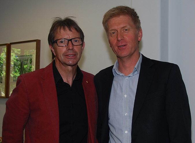 Graham Durant and Andrew Smith
